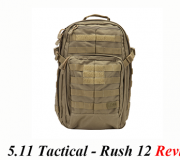 5.11 Tactical – Rush 12 Review