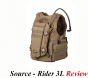 Source – Rider 3L Hydration System Review