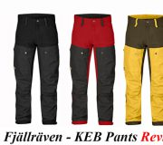 Fjällräven – KEB Pants Review
