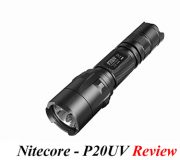 Nitecore – P20UV Review